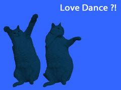 チョビたん、踊ってます?(笑)