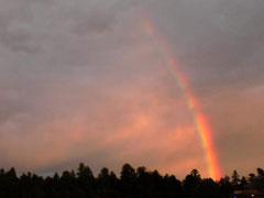 2004年9月30日の虹