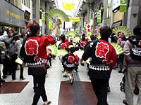 中央通り流し踊り1